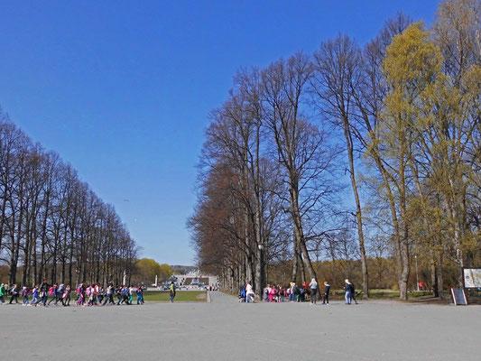 Eingang zu Vigeland-Park