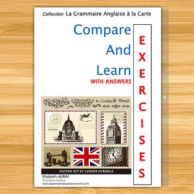 Révisez toute la grammaire anglaise - des exercices corrigés et justifiés