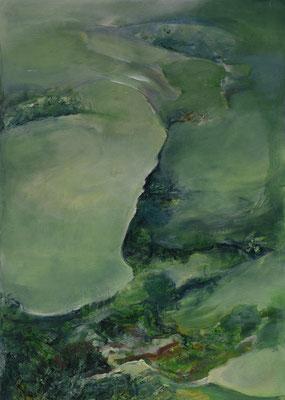 Perspektivy  * akryl na plátně * 50/70
