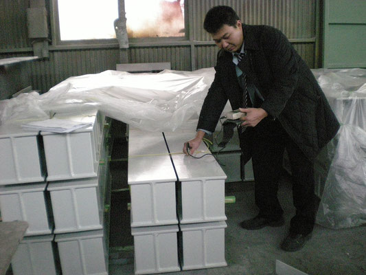 塗装膜厚測定