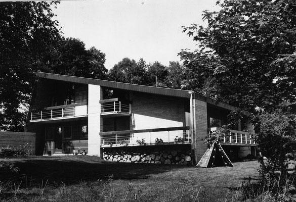 Wohnhaus, Buchenberg 1968