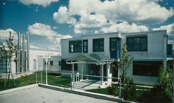 Produktionsgebäude, Dauchingen 1987