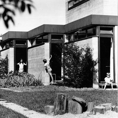 Wohnhaus, Dauchingen 1966