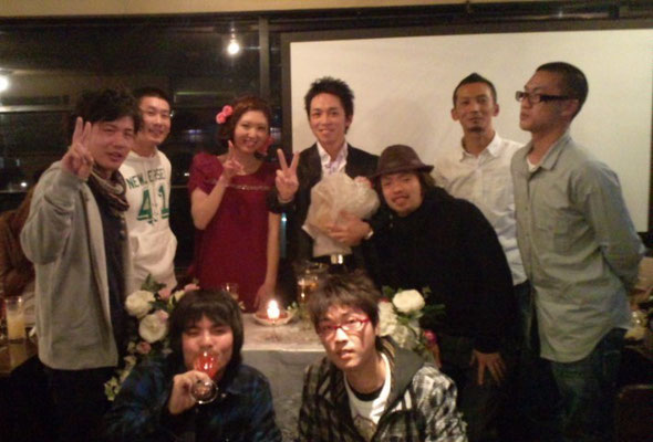 2010コウセイ結婚式