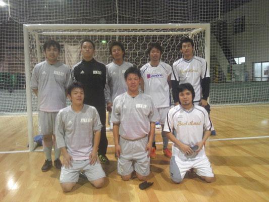 2012VEEXナイターリーグ ハイクアップ