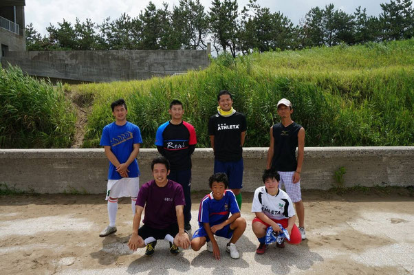 MIKAWA ビーチサッカー2014 in CCZ