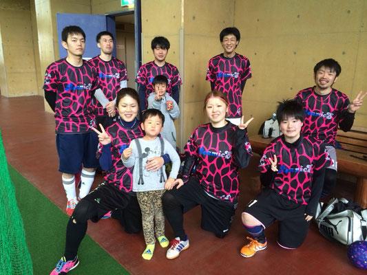 2015 JOINUS MIX大会 ジョイアクロス