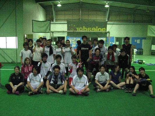 2012第1回 AREA  MIX CUP