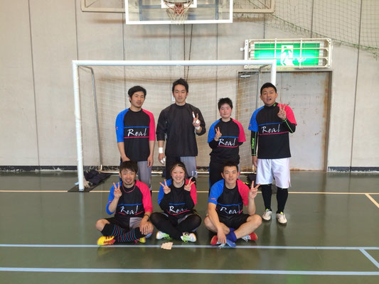 JOINUS CUP MIX大会 医王山スポ-ツセンター 2014