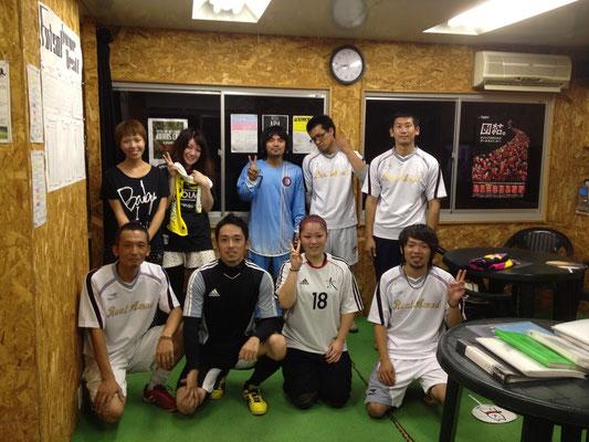 2013ジョイナス金沢 MIX CUP