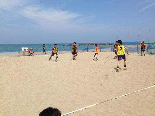 ビーチサッカー 2015