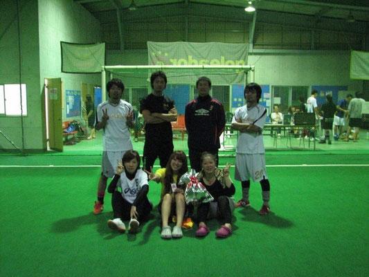 2012第2回 AREA  MIX CUP