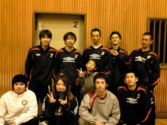 2009 たっちゃんり~ぐ
