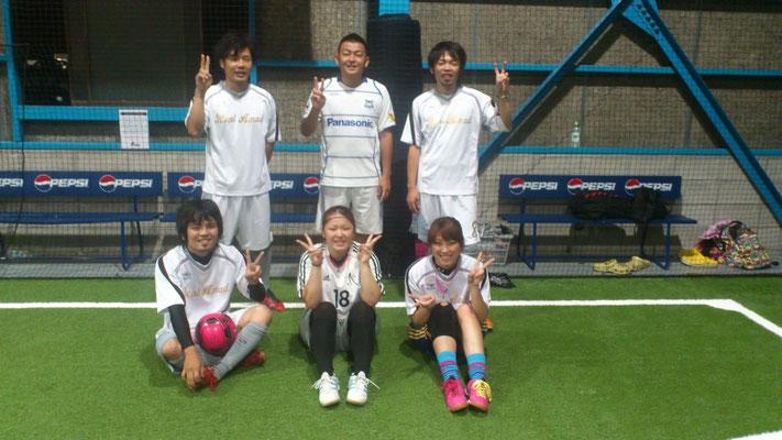 2012ジョイナス金沢 MIX CUP