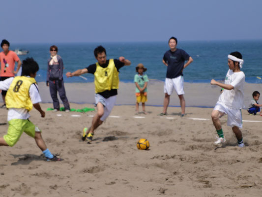 MIKAWA ビーチサッカー2013 in CCZ