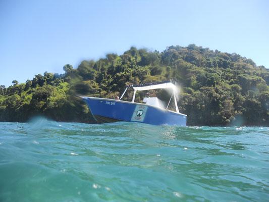 mada scuba plongée bateau