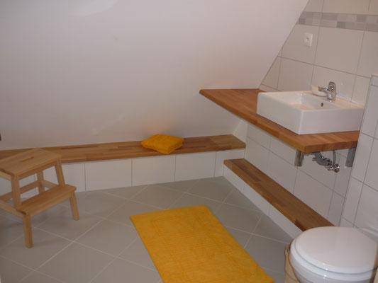 La salle de bain Vanille