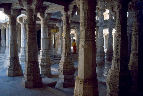 Ranakpur - Tempio Jainista - India - 1987