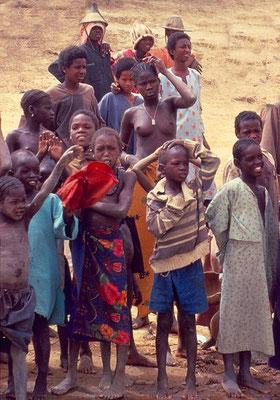 Mali - sul fiume Niger - 1985