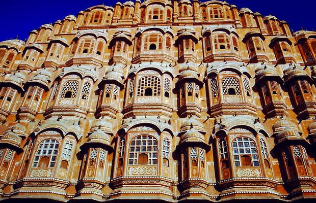 Palazzo del Vento - Joaipur - Rajastan 1987