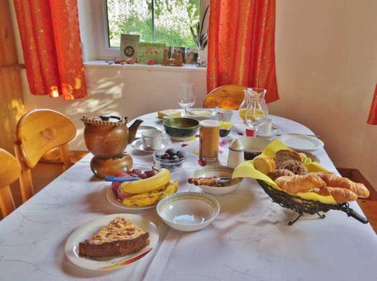 ein festlich-köstliches Frühstück