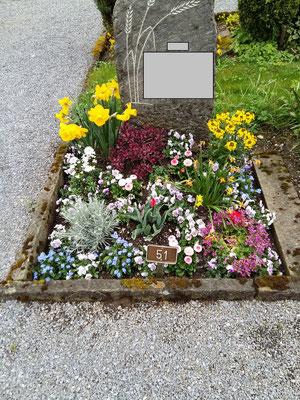 Frühling, Gärtlistil