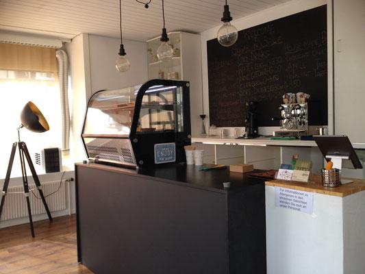 Café Sugar'n'spicy , leider nur noch bis Februar 2019 offen