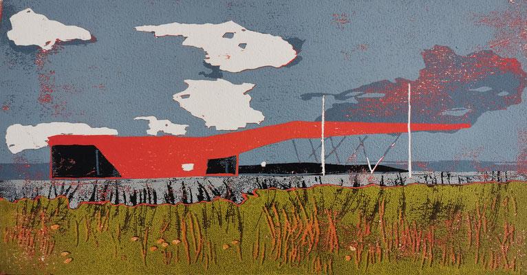 2020_Rote Tankstelle, 18,4s35 cm