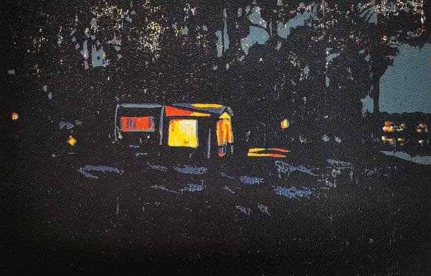 2020_Märchenwald, 18x28 cm