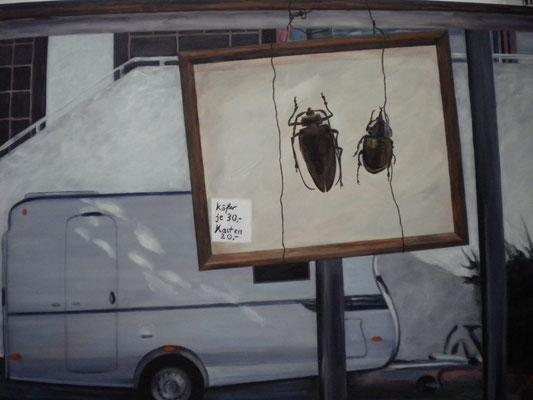 Käfer. 2015. 50 x 70cm