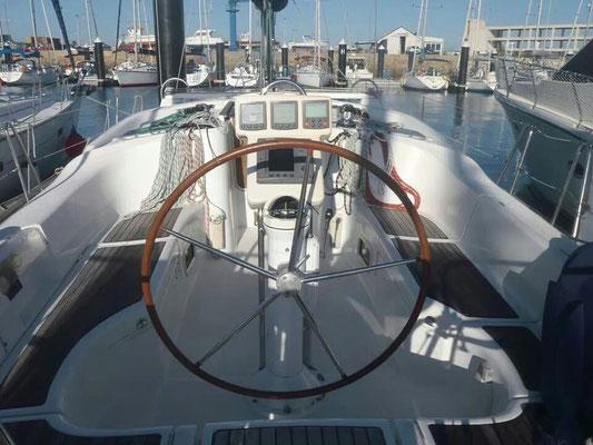 alquilar barco para grupos en Cadiz