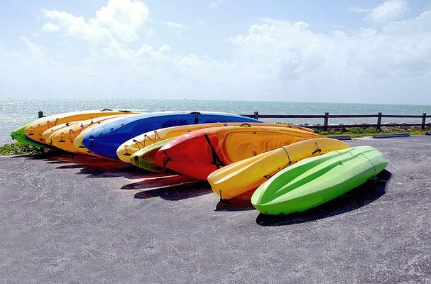 alquilar un kayaks en Cadiz