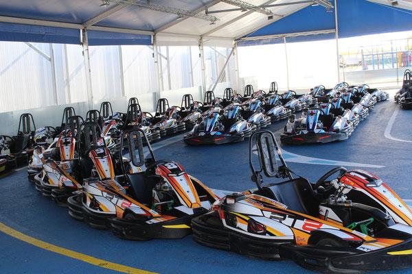 Circuito de kart en Conil (El Palmar)