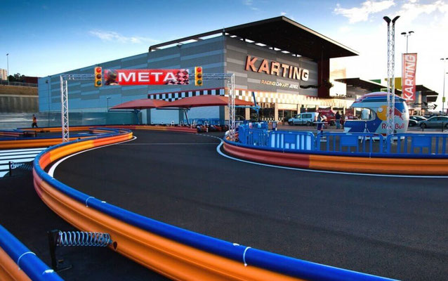 karting Jerez de la Frontera