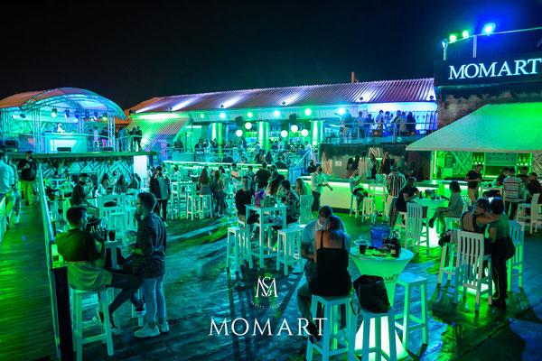 terraza Momart cadiz