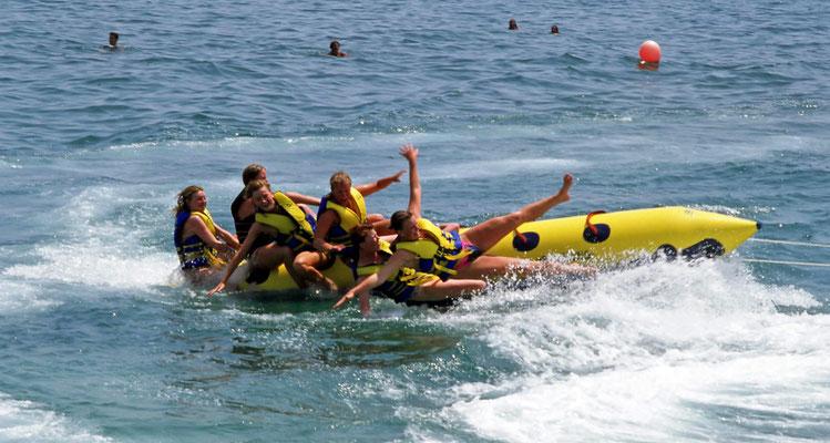 banana boat Cádiz
