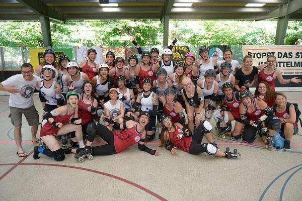 BCRD-Team; Fotocredit: Michael Wittig