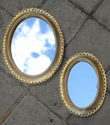 Espejo resina. Ref 1761391. Grande no disponible. Pequeño 25x20