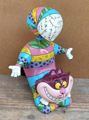 Gato Cheshire by Britto