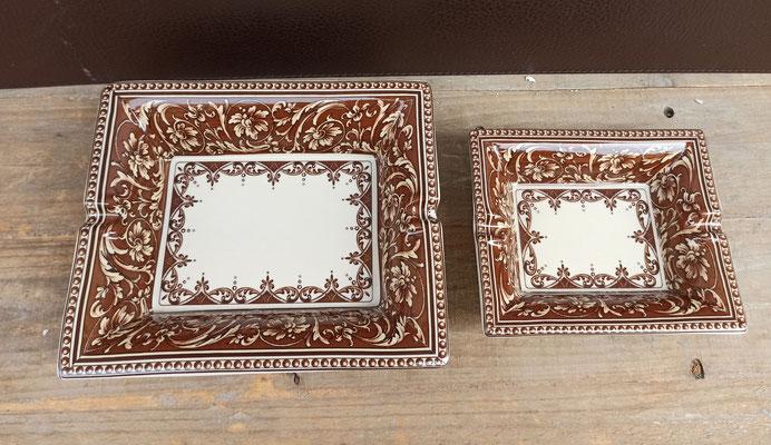 Cenicero de porcelana 2 tamaños