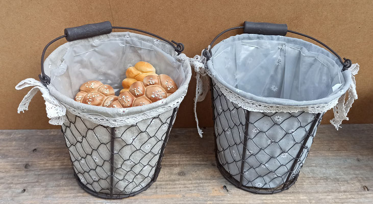 Cestas para pan