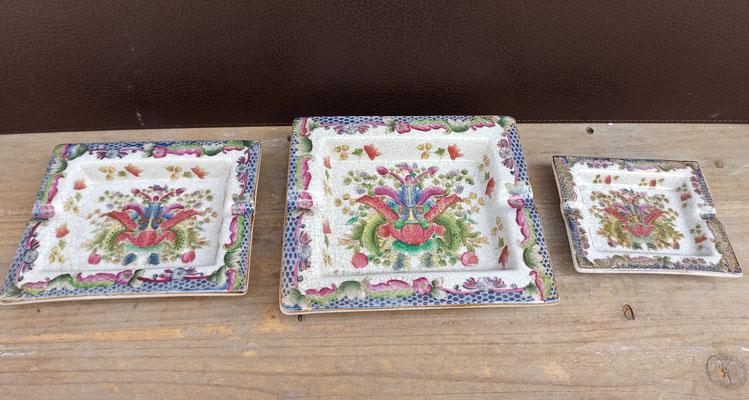 Cenicero de porcelana 3 tamaños