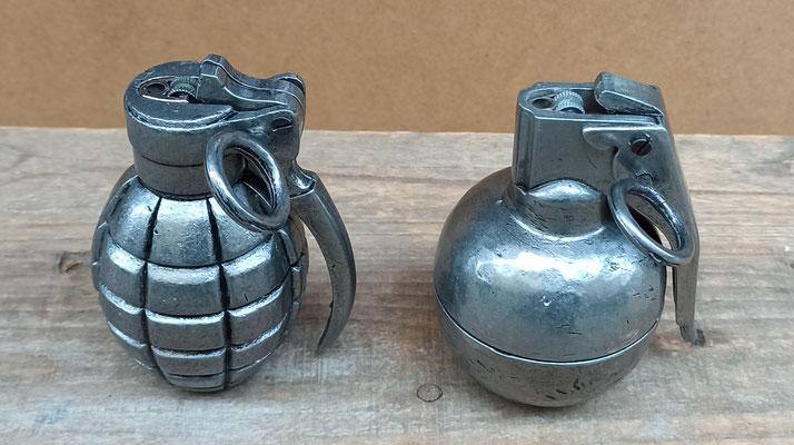 Mecheros granadas