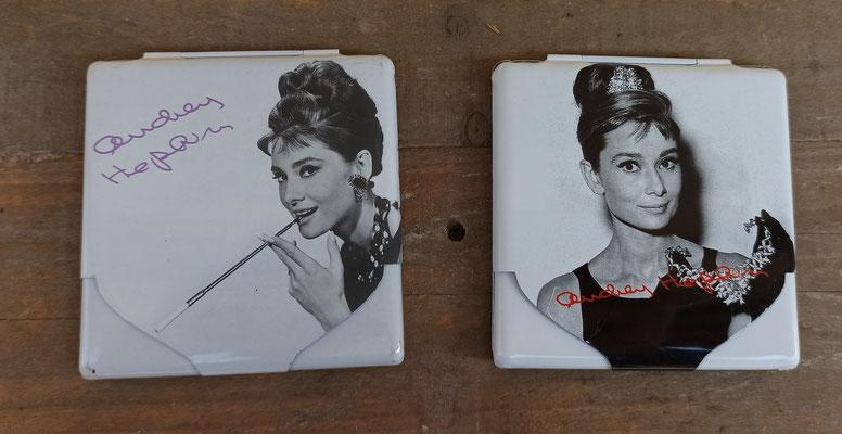 Pitilleras Audrey Hepburn