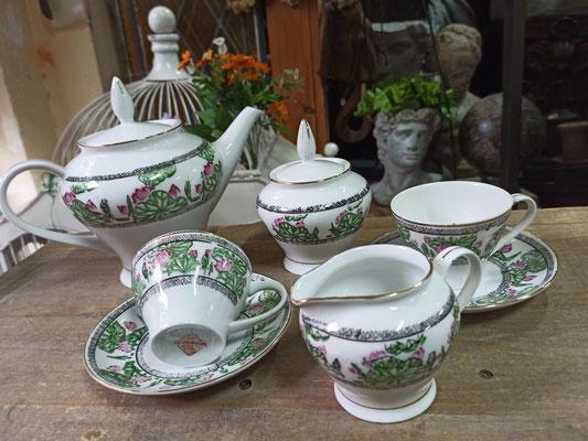 Vajilla porcelana china 12 servicios. Ref 01