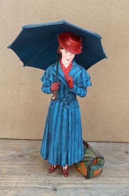 Mary Poppins versión Emily Blunt