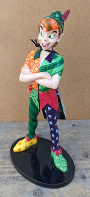Peter pan by Britto