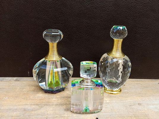 Perfumeras de cristal
