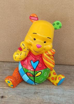 Winnie the Pooh by Britto