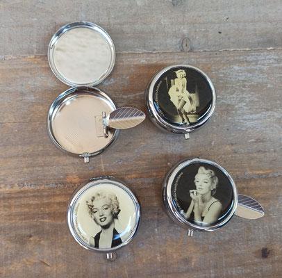 Ceniceros portátiles Marilyn Monroe